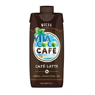 Vita Coco Cafe Mocha - Coconut Water Mocha Latte 12 x 330ml
