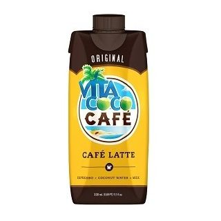 Vita Coco Cafe Original - Coconut Water Cafe Latte 12 x 330ml